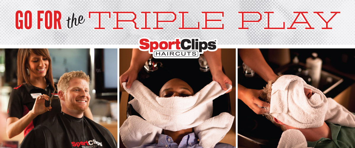 The Sport Clips Haircuts of Mansfield - Hwy 360 / Broad Triple Play
