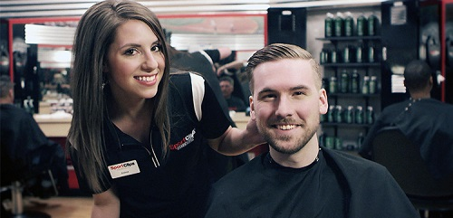 Sport Clips Haircuts of Mansfield - Hwy 360 / Broad​ stylist hair cut